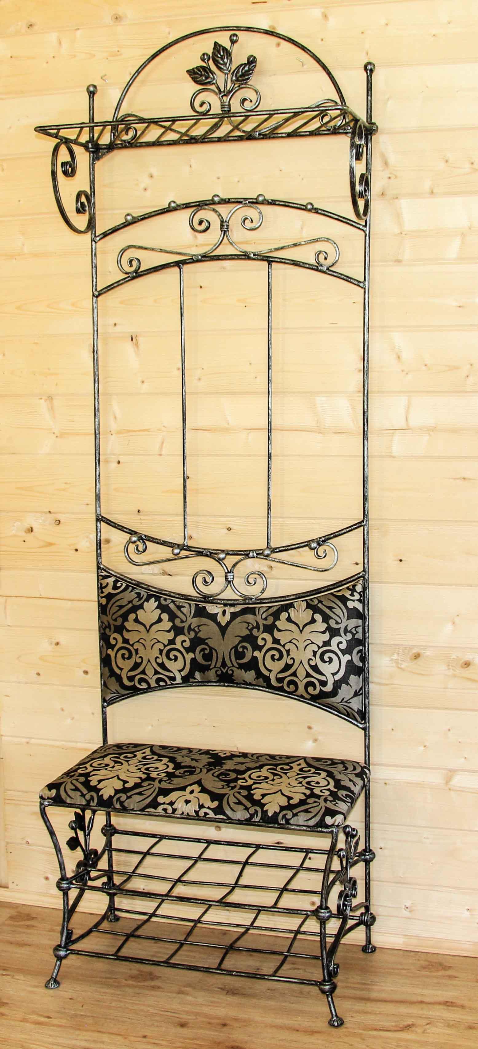 Дизайн кованой мебели